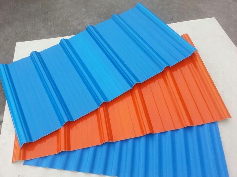PVC防腐瓦-1.1mm厚度